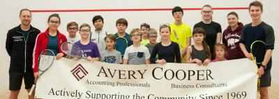 Avery Cooper Juniors Championships 2018